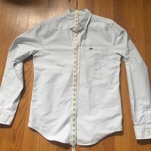 Lacoste Tops - Lacoste Button down Shirts